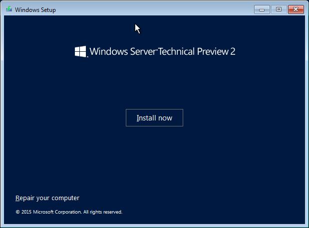 WindowsServer2016-Install (2)