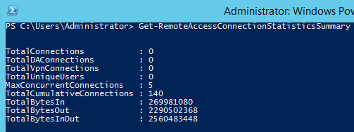 DirectAccess : Remote Access health check with PowerShell