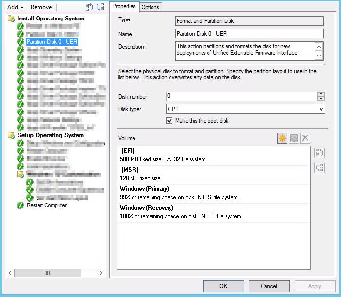 SCCM2012: Enabling BitLocker in SCCM Task Sequence (PART1