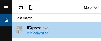 PoshTip #39 – How To Generate EXE from Your PowerShell