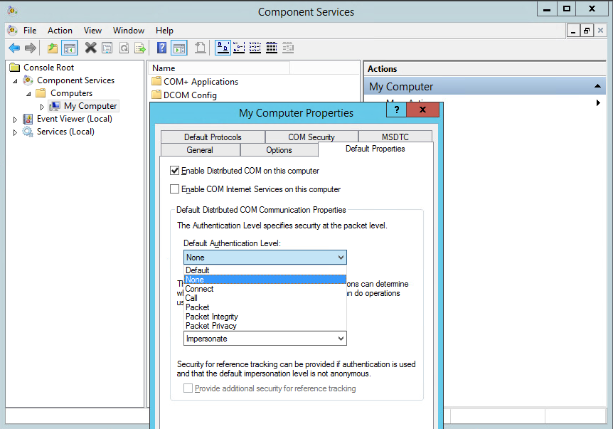 SCCM – The Software Change Returned Error Code 0x80070543