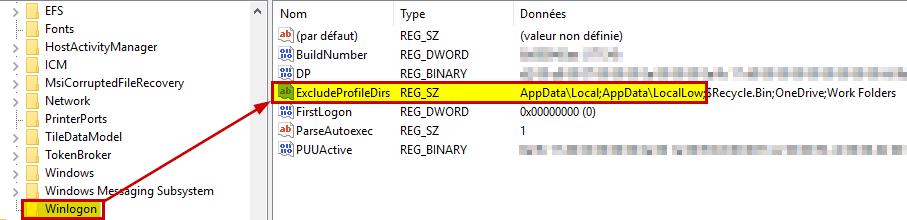 Windows 10 1803 – AppData/Local and AppData/LocalLow ...